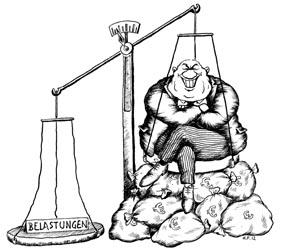 Karikatur_Reiche-zur-Kasse-hp