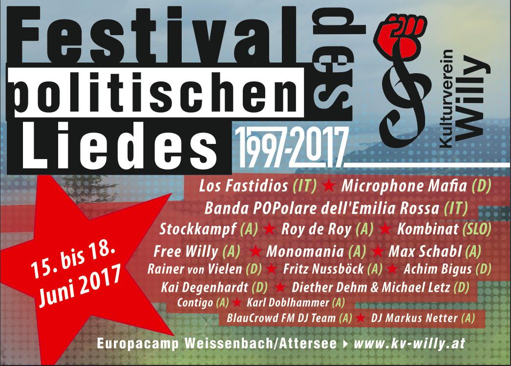 Festival Des Politischen Liedes