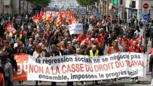 streik-frankreich-cgt