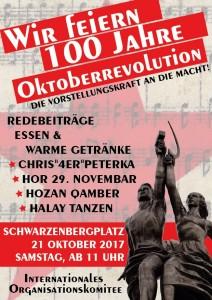 100JahreOktober_21-10-2017_Schwarzenbergplatz
