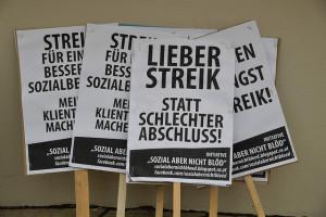lieber streik statt schlechter abschluss