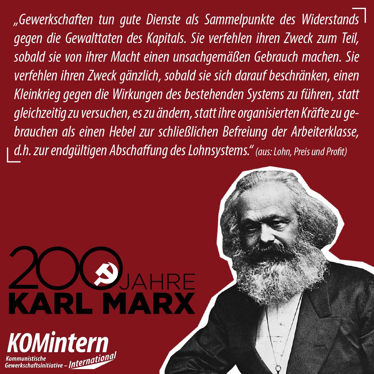 Marx Zitate
