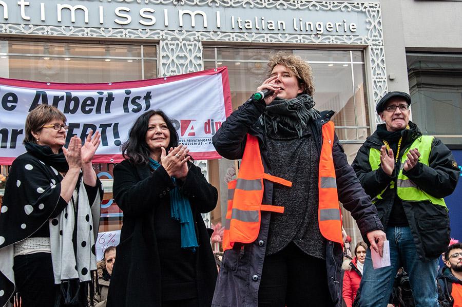 Selma Schacht: AK-Rätin von KOMintern in Wien